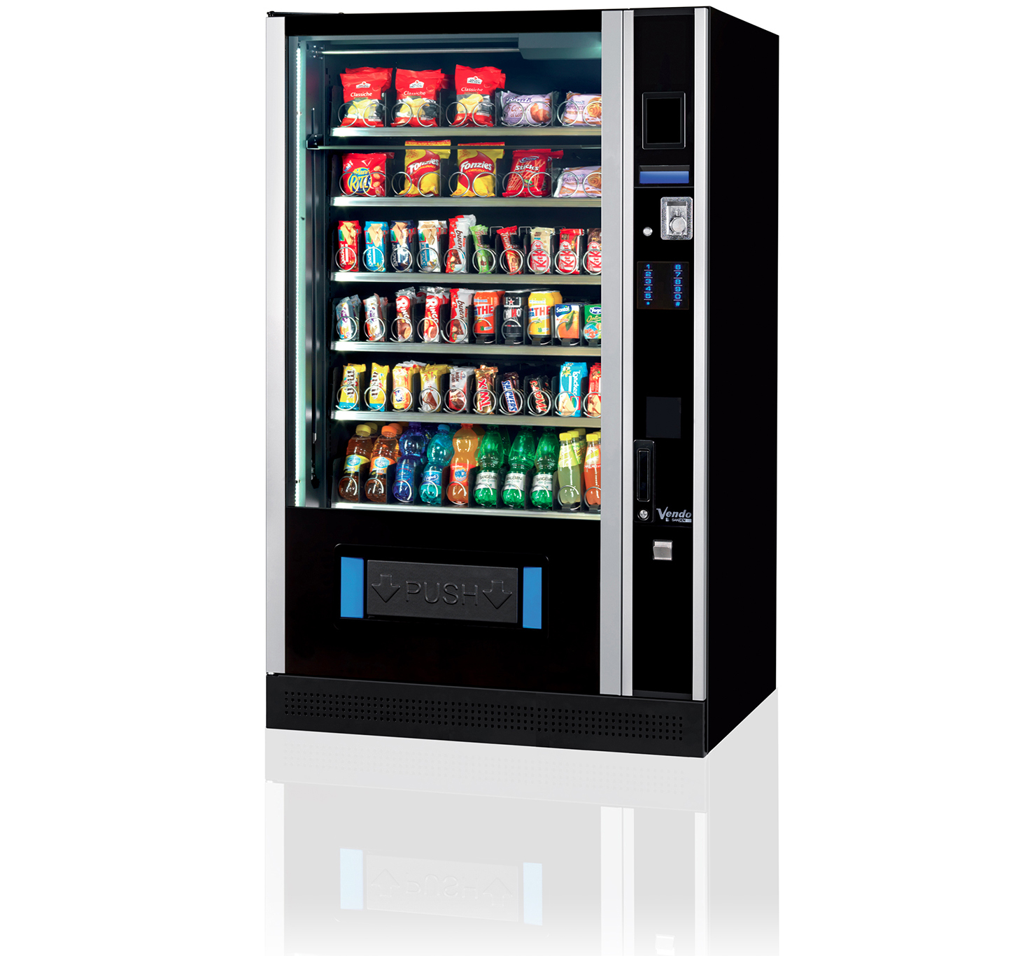 Beverage vending machines for your business offering all kinds of drinks