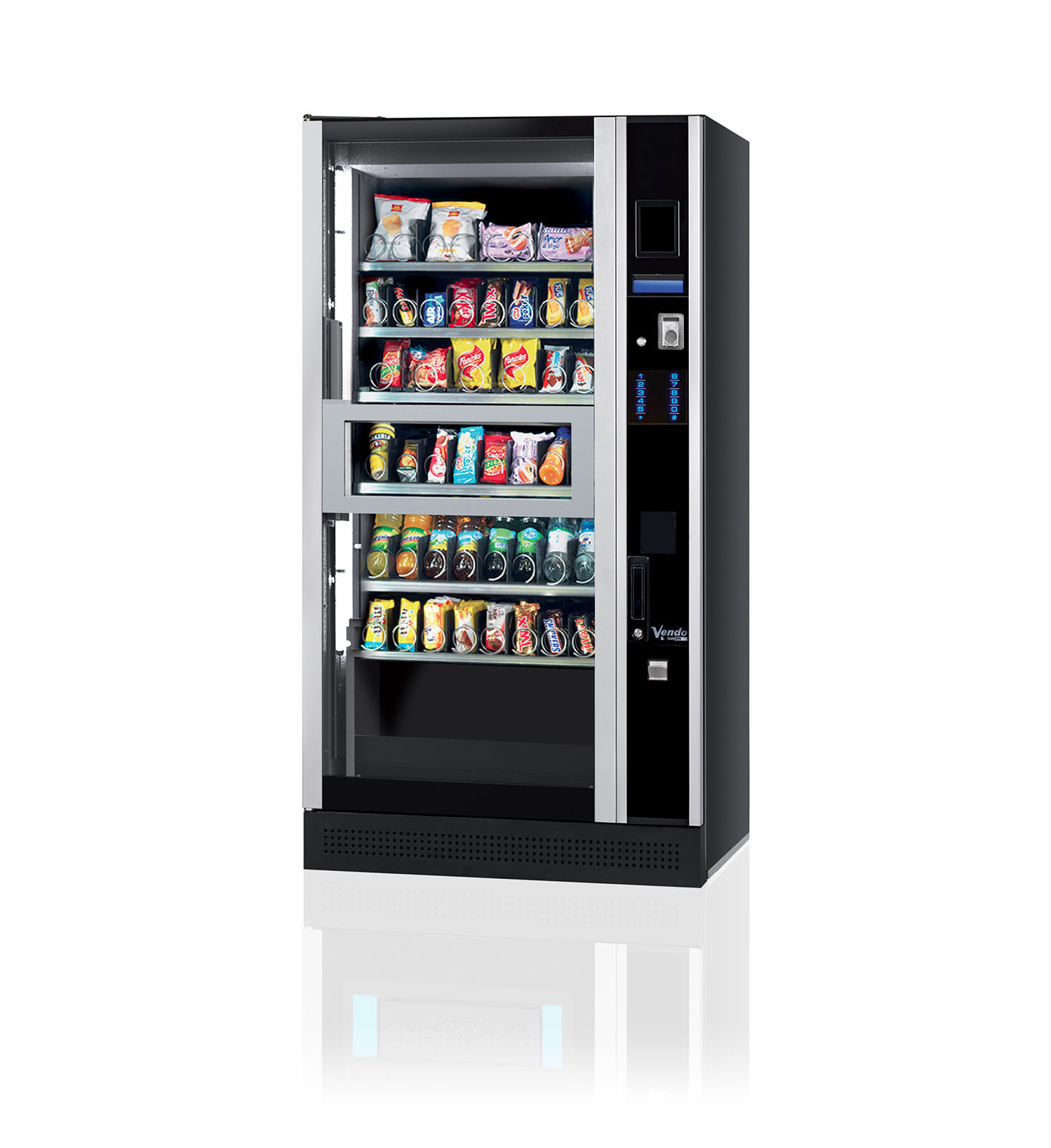 New York snack vending machine service provider
